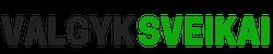 ValgykSveikai.lt Logo